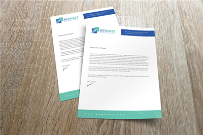 Letterhead - Full Color