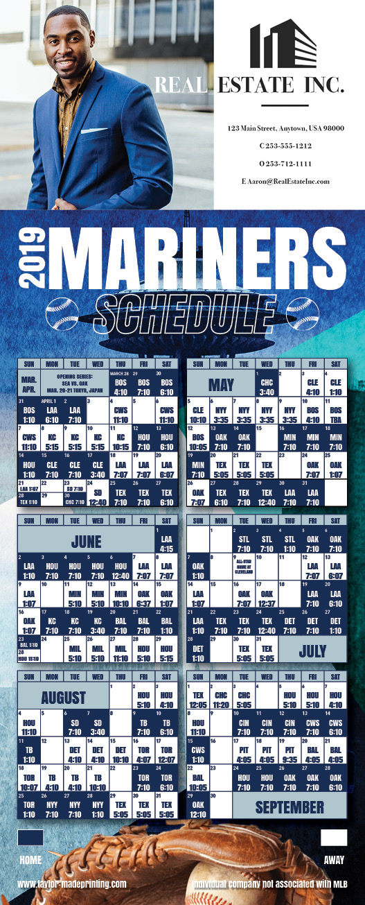 Magnet Schedule Seattle Mariners Space Needle