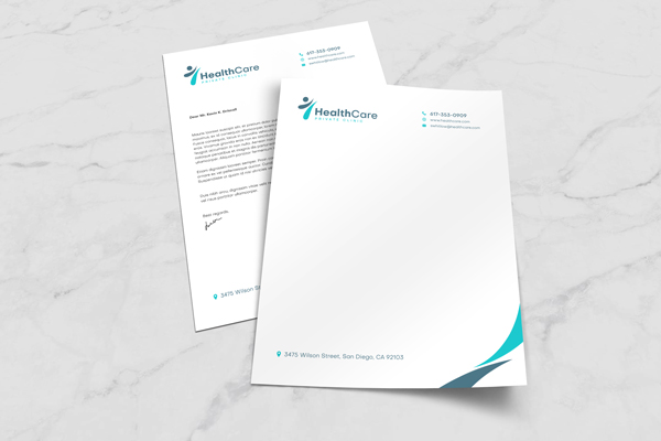 Digital Letterhead