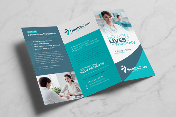 Healthcare Brochures