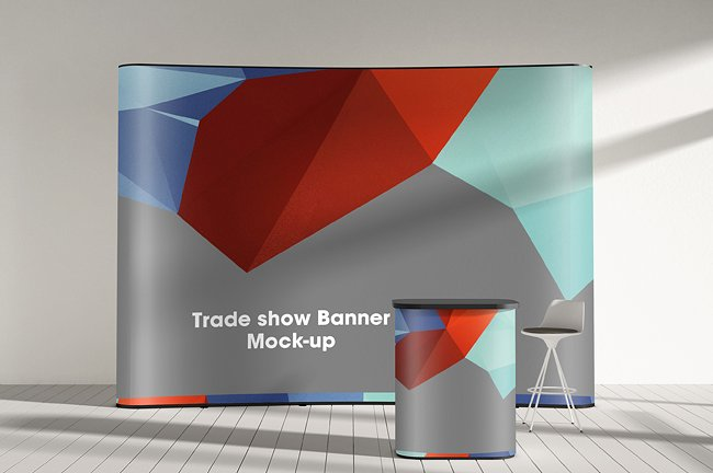 Trade show printing products in Puyallup Washington